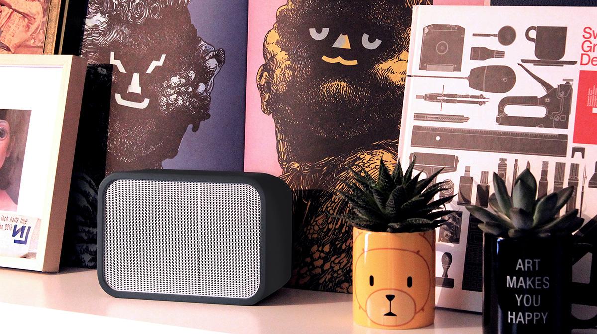 Flex Skin Speaker accessory