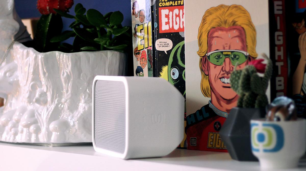 Flex Skin Speaker accessory white
