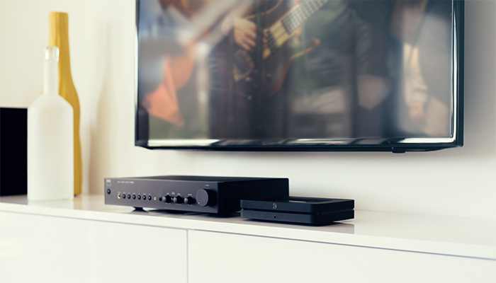 Wireless streamer for your existing hifi