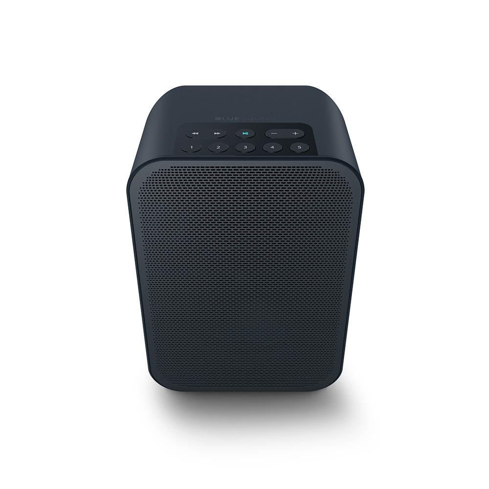 streaming speaker wireless - front elevation Flex 2i
