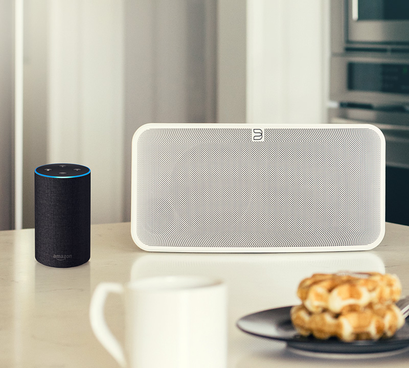 Voice control your wireless speakers with Alexa