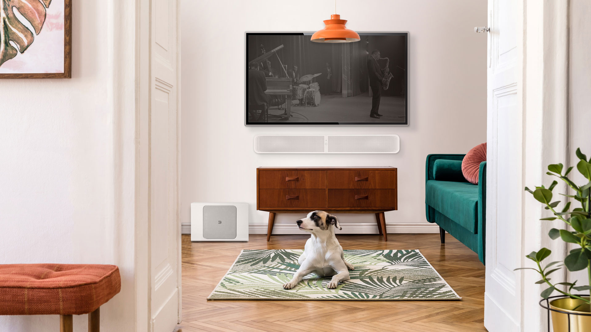 wireless Home theater and Music Subwoofer