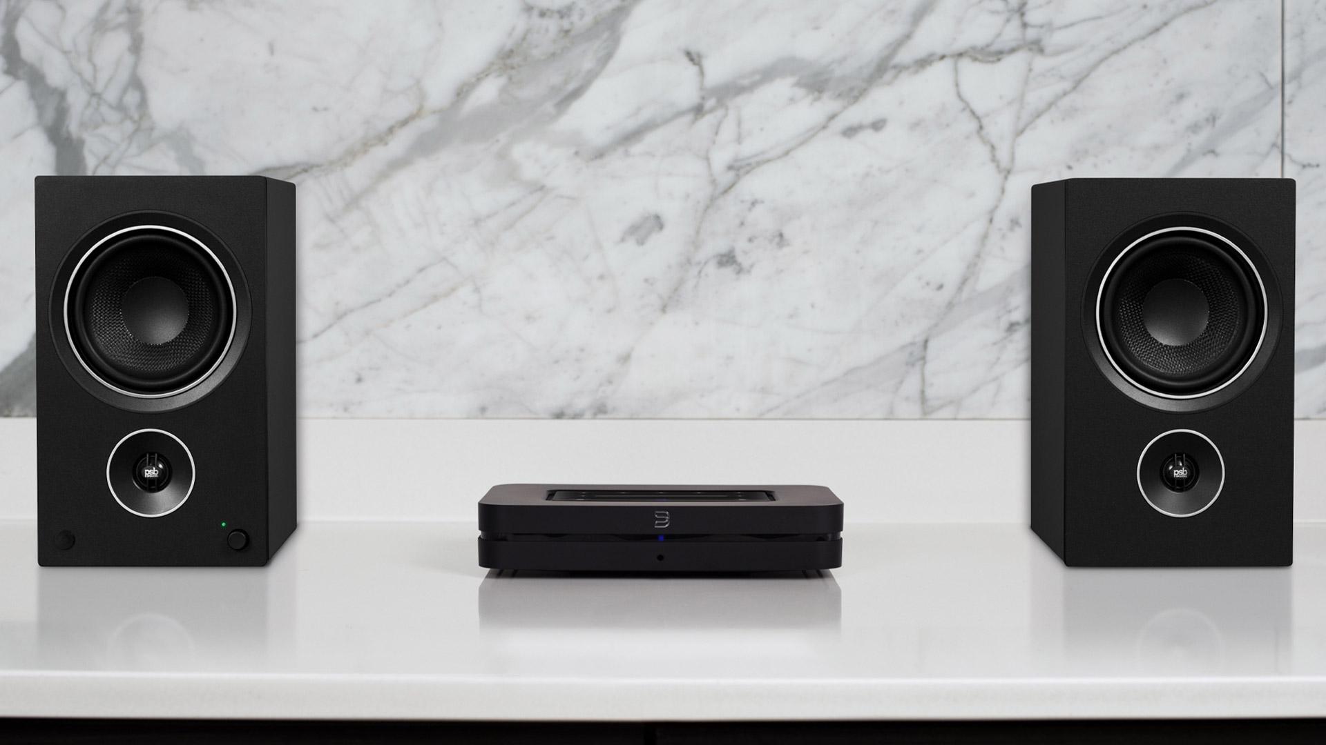 Streaming wireless speakers, soundbars and streamers