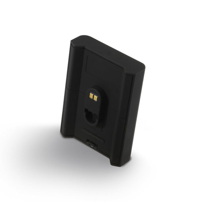 Black FLEX Battery Pack, above 3/4 view