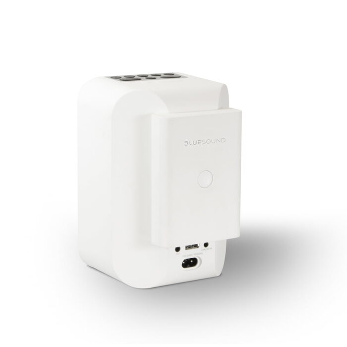 White Battery Pack attached to PULSE FLEX